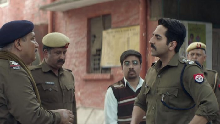 The Ayushmann Khurana-starrer set in the hinterland of Uttar Pradesh against the backdrop of the Badaun gangrape-cum-murder case of 2014 has already been released on Friday, June 28.