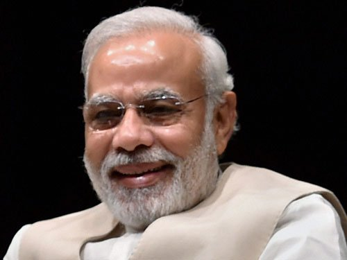 Modi accepts Finance Commission's record hike in states' share
