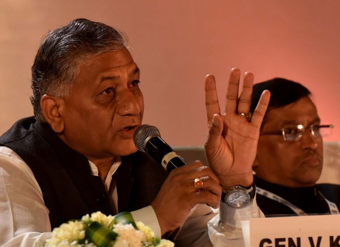 Govt cracking down on illegal recruitment agencies for overseas jobs: VK Singh