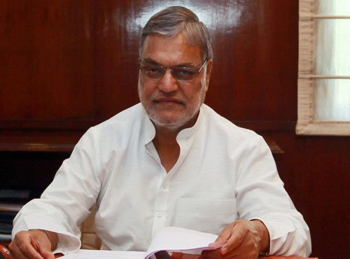 At current pace, BJP govt will take 1,560 yrs to create jobs: CP Joshi