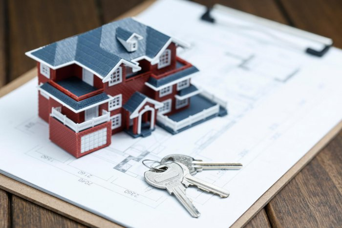 The interim Budget 2019 gave some tax respite to individuals owning two house properties that have not been let out. (DH File Photo)