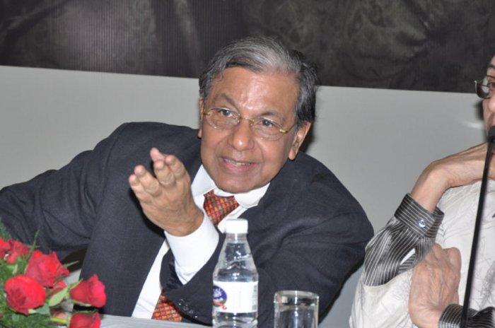 N K Singh