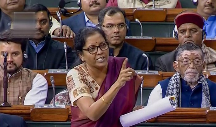 """As per information compiled from public sector banks (PSBs), instances of alleged frauds reported during the last three years and the current year so far is in 2,313 accounts,"" Finance Minister Nirmala Sitharaman said in a written reply to the Lok Sabha."