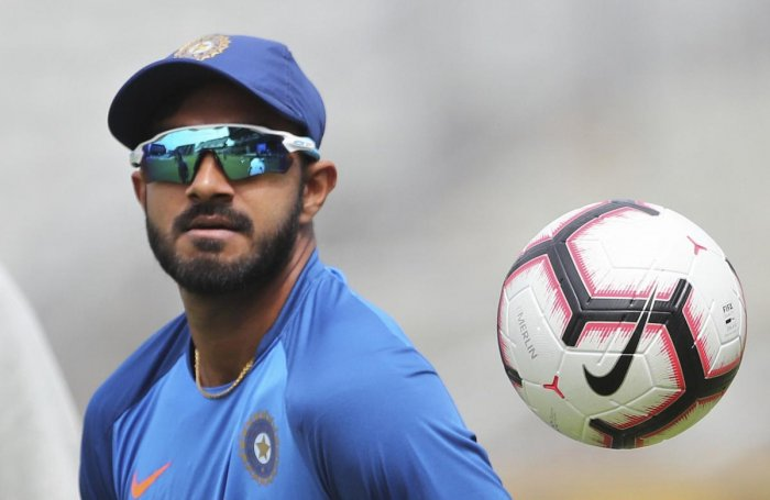 Indian all-rounder Vijay Shankar was on Monday ruled out of the ongoing World Cup due to a toe injury and is likely to be replaced by Mayank Agarwal. (AP/PTI Photo)