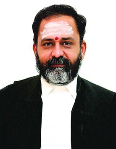 Justice G R Swaminathan
