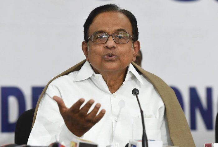 P Chidambaram (File Photo)