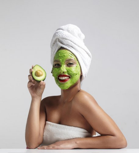 No beauty product will help if you are not healthy from the inside. Take care of your body.