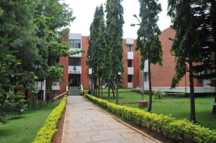 National Law School of India University (NLSIU). DH file photo
