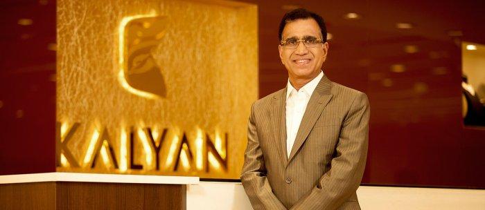 T S Kalyanaraman Chairman & Managing Director,KalyanJewellers
