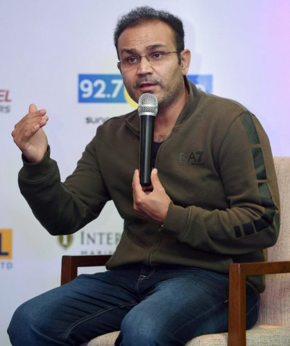 File photo of Virender Sehwag. Photo credit: PTI