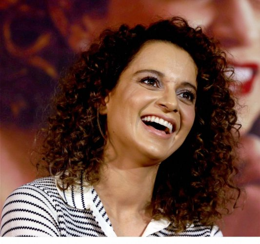 Kangana has also been in a widely reported public spat with actor Hrithik Roshan. (PTI File Photo)