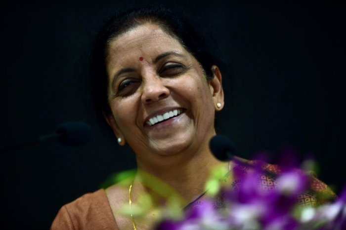Finance Minister Nirmala Sitharaman on Tuesday said economic growth is high on the agenda of the Narendra Modi 2.0 government and various steps are being taken to accelerate the GDP. (PTI File Photo)