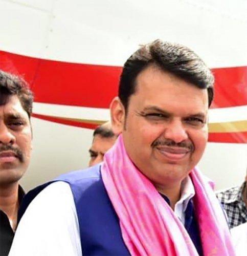 Chief Minister Devendra Fadnavis (DH Photo)