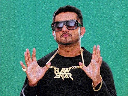Rapper Honey Singh