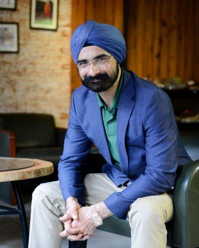 Harkirat Singh, Managing Director, Woodland