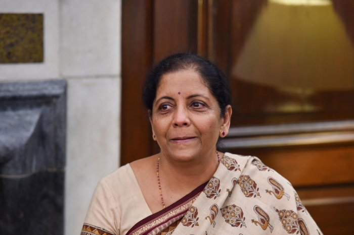 It is the first economic survey of the Modi 2.0 government ahead of the first budget by India's only full-time woman finance minister Nirmala Sitharaman. (PTI File Photo)