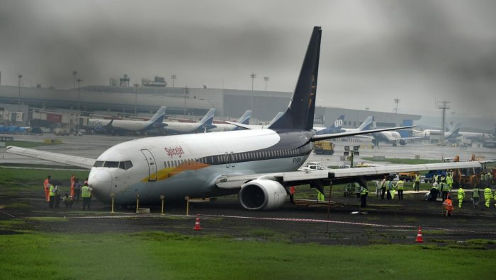 Aviation regulator DGCA has grounded 12 pilots and served show-cause notices on them after the six recent cases of aircraft veering off runway or taxiway. (AFP Photo)