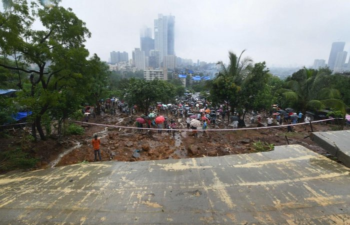While the wall collapse claimed 26 lives, 72 people injured in the incident are undergoing treatment at different civic-run hospitals. (PTI Photo)