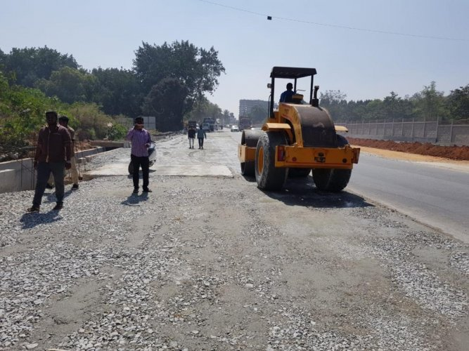 BBMP completes 40% of widening work along Bannerghatta road, blames BDA for delay in issuing TDR