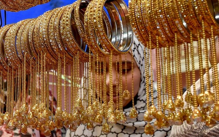 """All India Gem And Jewellery Domestic Council (GJC) said it is """"disappointing and unfortunate"""" and gold will become more expensive in the country. The government should rollback it immediately. PTI file photo"""