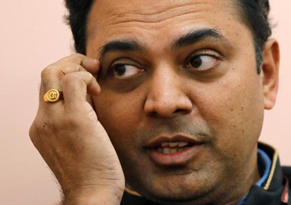 Krishnamurthy Subramanian, chief economic adviser at India's Finance Ministry. (Reuters File Photo)