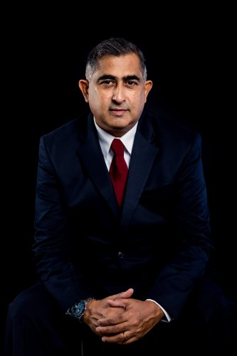 Anshuman Magazine, Chairman and CEO, India, South East Asia, Middle East and Africa, CBRE
