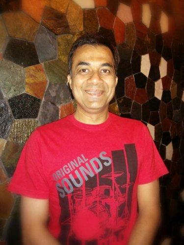 Sharad Kumar, founder of StrokeIndia.