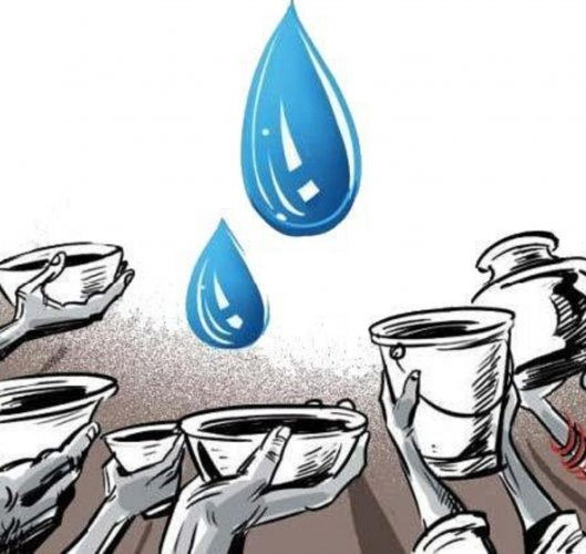 Budget to deal with water crisis