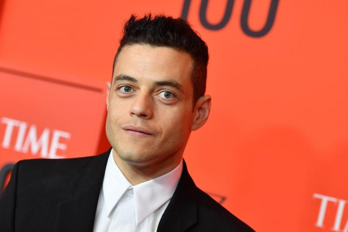 Rami Malek was excited to play a James Bond baddie but the actor said he was willing to walk away from his role of a terrorist if a religion or ideology was attached to the character. (AFP Photo)