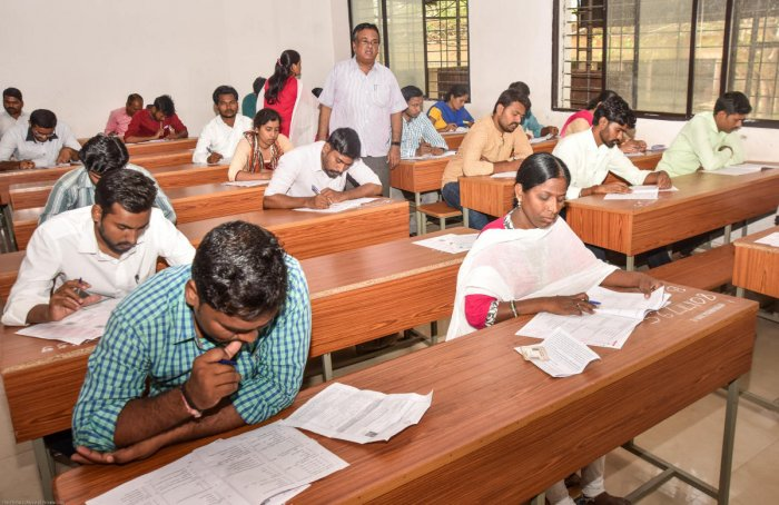 Now, take rural bank exam in Kannada too | Deccan Herald