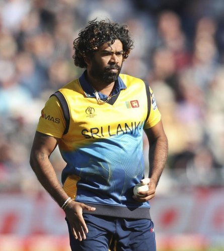 FIGHTER: Veteran Sri Lanka pacer Lasith Malinga says there's still some gas left in his tank and wants to play next year's World T20 in Australia. AP/ PTI