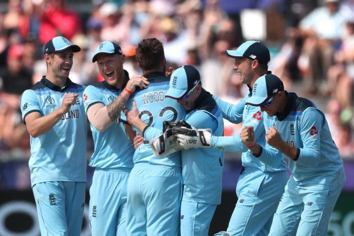 """England coach Trevor Bayliss believes his side have """"a point to prove"""" now they are in the semi-finals of the World Cup after falling short in the last two major international tournaments. (Reuters Photo)"""