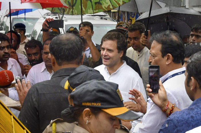 Rajasthan Chief Minister Ashok Gehlot on Friday described the resignation letter of Congress president Rahul Gandhi as a document that will strengthen the party once again. PTI photo