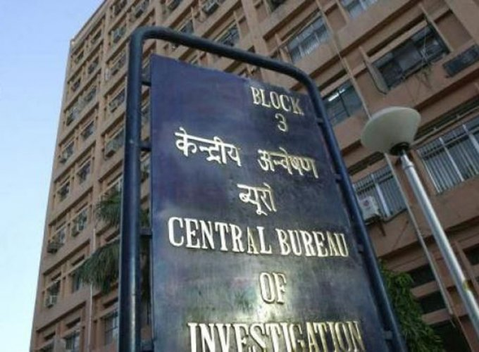 The CBI carried out searches at Noida residence and office of sacked Income Tax Commissioner S K Srivastava, officials said on Saturday. File photo