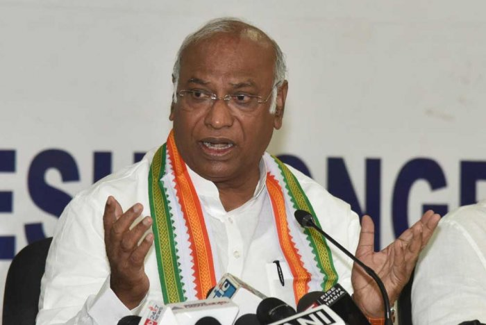Kharge said he would talk to the disgruntled MLAs soon after reaching Bengaluru and make all efforts to save the coalition government.