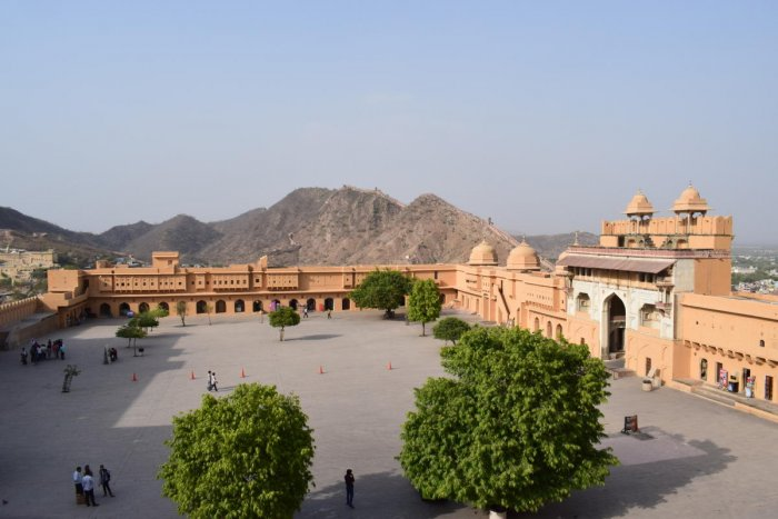 The Walled City of Jaipur