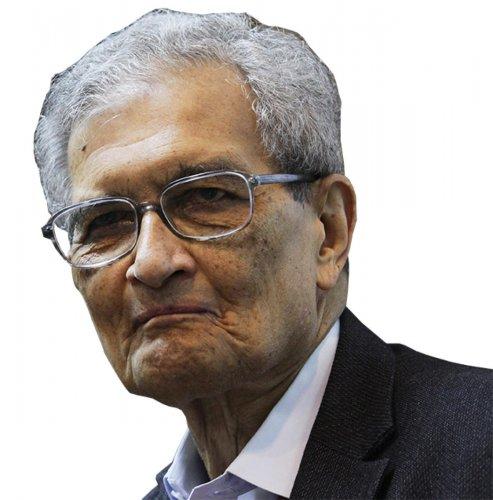 Nobel Prize in Economic Sciences laureate, Amartya Sen (File Photo)
