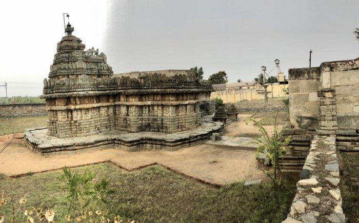 Mallikarjuna Temple, Basaralu