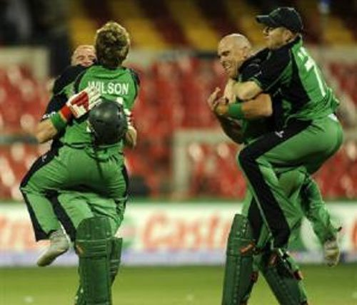 Ireland qualify for 2015 ICC World Cup