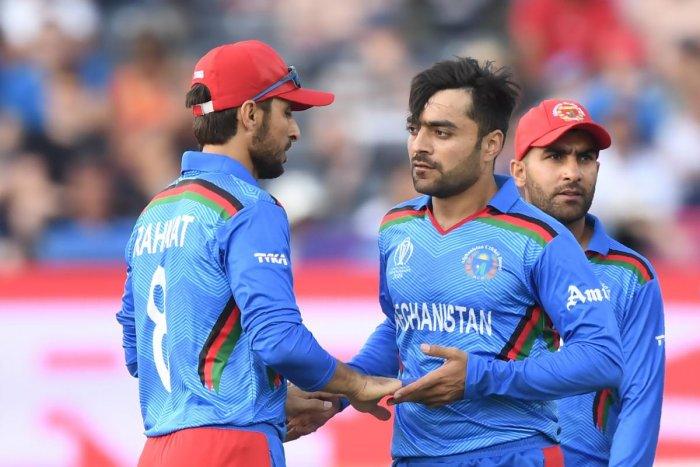 Afghanistan needs Rashid Khan to up the ante against Sri Lanka. Photo Credit: AFP