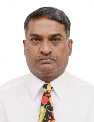 D Shyam Babu