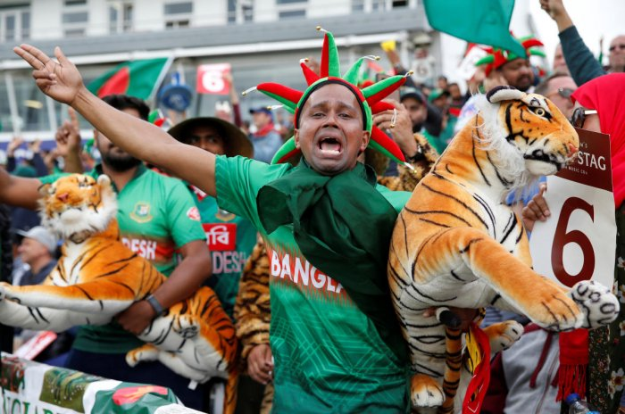 A win today for Bangladesh will open up the race for top four. Photo credit: Reuters
