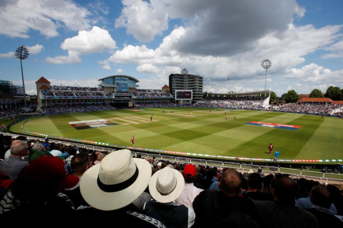 Heavy rain threatens to play spoilsport when India face New Zealand in their next World Cup game at Trent Bridge on Thursday. (Reuters File Photo)