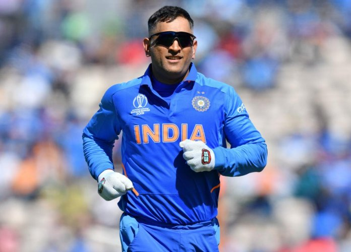 In the grey sideburns lies his cricketing wisdom that Virat Kohli so banks upon and Mahendra Singh Dhoni, who turned 38 on Sunday, is all pumped to empty his tank and buy himself the best birthday gift possible -- another World Cup triumph. (AFP File Photo)
