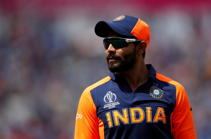 WELL IN THE MIX: Ravindra Jadeja could bring the right balance India require ahead of the semi against New Zealand. Reuters