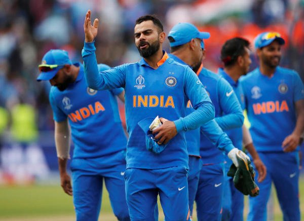 India will look to maintain their momentum before the knockout stage. Photo credit: Reuters