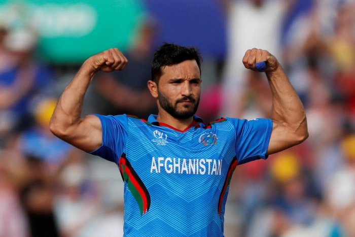 Gulbadin Naib will hope that his team puts up a better batting performance against New Zealand, Photo credit: Reuters