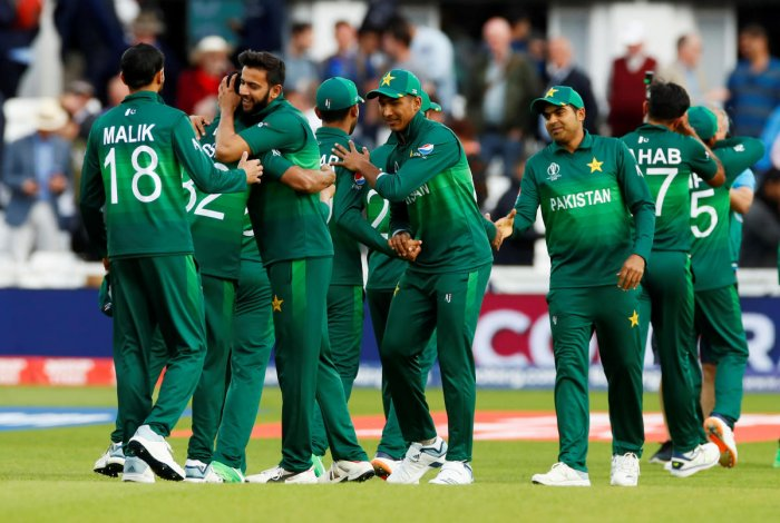 After their stunning victory against England, Pakistan will look to maintain their tempo against Australia. Photo credit: Reuters