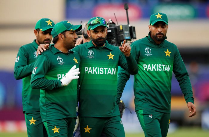 Mohammad Hafeez will have to play a key role in Pakistan's batting. Photo credit: Reuters