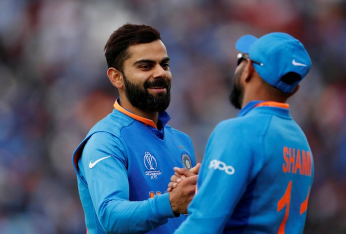 Onus will be on Virat Kohli and Rohit Sharma to give India a perfect start. Photo credit: Reuters